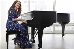 "Abby Mueller stars in the title role of ""Beautiful: The Carole King Musical,"" at the Benedum Center through Sunday."