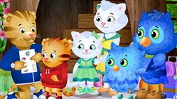 "An episode of ""Daniel Tiger's Neighborhood"" will follow Daniel and his friends after a big storm."