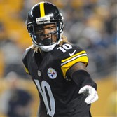 Remember him? The sooner the Steelers offense can get Martavis Bryant going, the better for new starting quarterback Mike Vick.