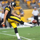 Jordan Berry is ninth in the NFL in net punting average at 44.8 yards.