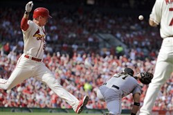 Not much new ground will be broken this week when the St. Louis Cardinals visit PNC Park to take on the Pirates in the middle of a pennant race.