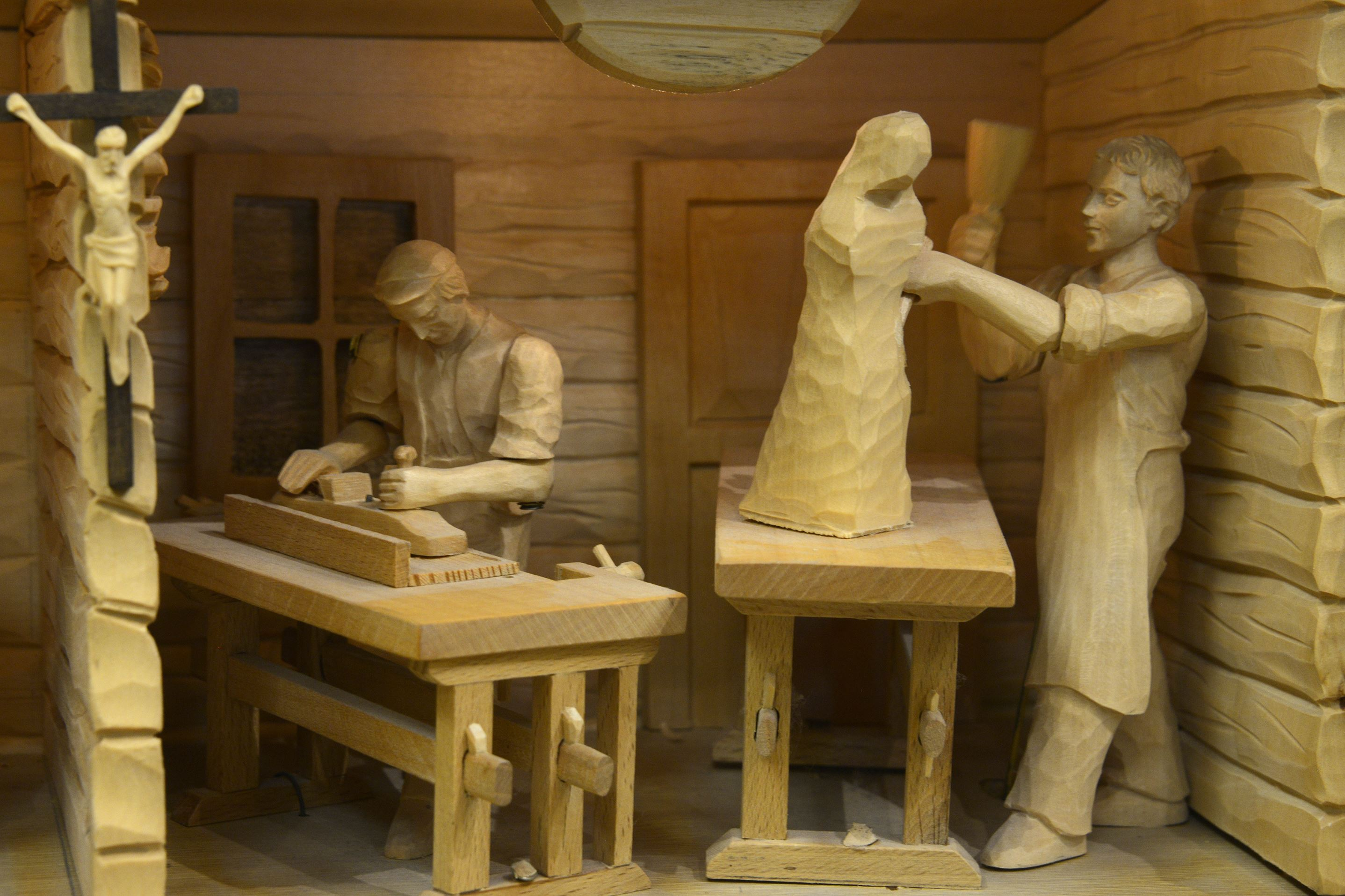 ... woodcarving finds a new home in Peters   Pittsburgh Post-Gazette