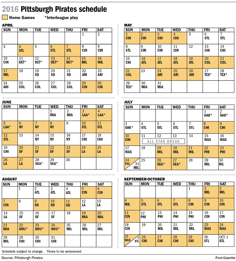 picture relating to Pirates Printable Schedule known as pittsburgh pirates winter season hat program