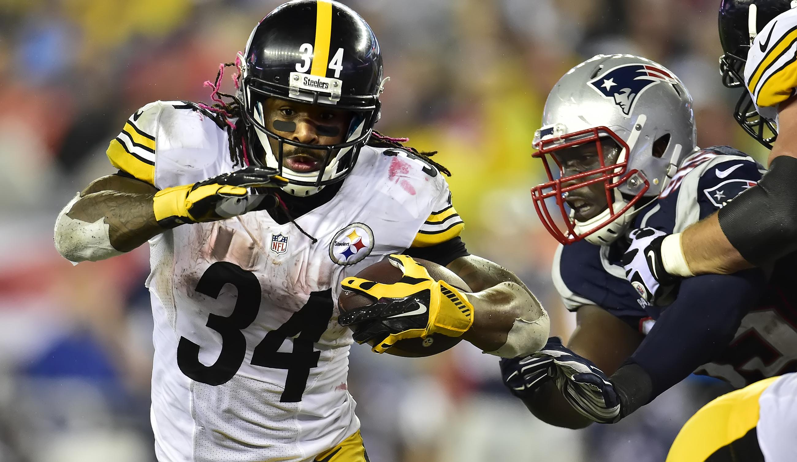 DeAngelo Williams Steelers