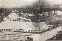 The Elks' Carnival Fair Grounds in Recreation Park, Allegheny City.