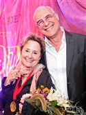 Alice Waters and Mark Bittman.