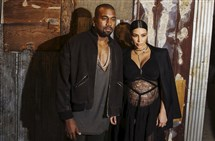 Kanye West and Kim Kardashian were among the celebrity guests at Givenchy's New York Fashion Week debut in September. But the audience also included several hundred members of the public who received tickets in an online giveaway.