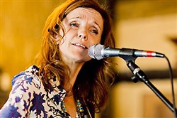 Patty Griffin will sing at the Byham Theater at 8 p.m. Sunday.