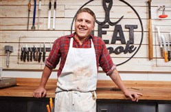 Brent Young, a Franklin Park native who co-founded The Meat Hook in Brooklyn, N.Y.