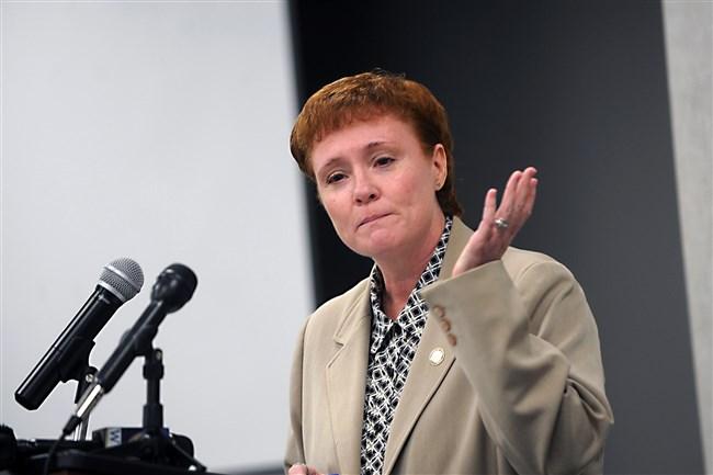 Pennsylvania Department of Aging Secretary Teresa Osborne.