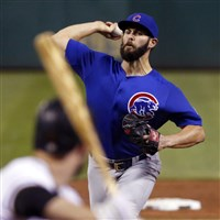 How will Jake Arrieta and the Chicago Cubs follow his Cy Young and their breakthrough season?