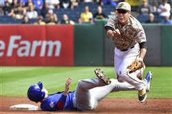 "Thanks in large part to last season's Chris Coghlan-Jung Ho Kang collision, we now have the ""bona fide slide"" in the sports lexicon."