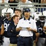 James Franklin and his punting game at Penn State might be starting to round into form.