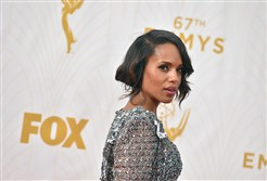 "Kerry Washington of ""Scandal"" will be presenting at this year's Oscars."