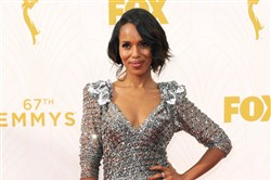 Kerry Washington stunned in a sparkling Marc Jacobs gown at the Emmy Awards in September. Will stars show up to the Golden Globes in heavily embellished gowns, too?