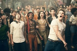 """Stonewall"" recalls the 1969 upheaval at a Greenwich Village gay club."