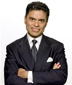 Fareed Zakaria, 51, was born and raised in India and currently lives in New York City.