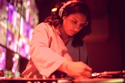 DJ Rekha will get the street part going at the Gallery Crawl in the Cultural District  Friday, part of the Pittsburgh Cultural Trust India in Focus festival.