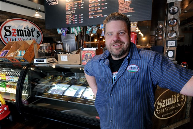 Darren Smith has closed the Downtown location of Szmidt's.