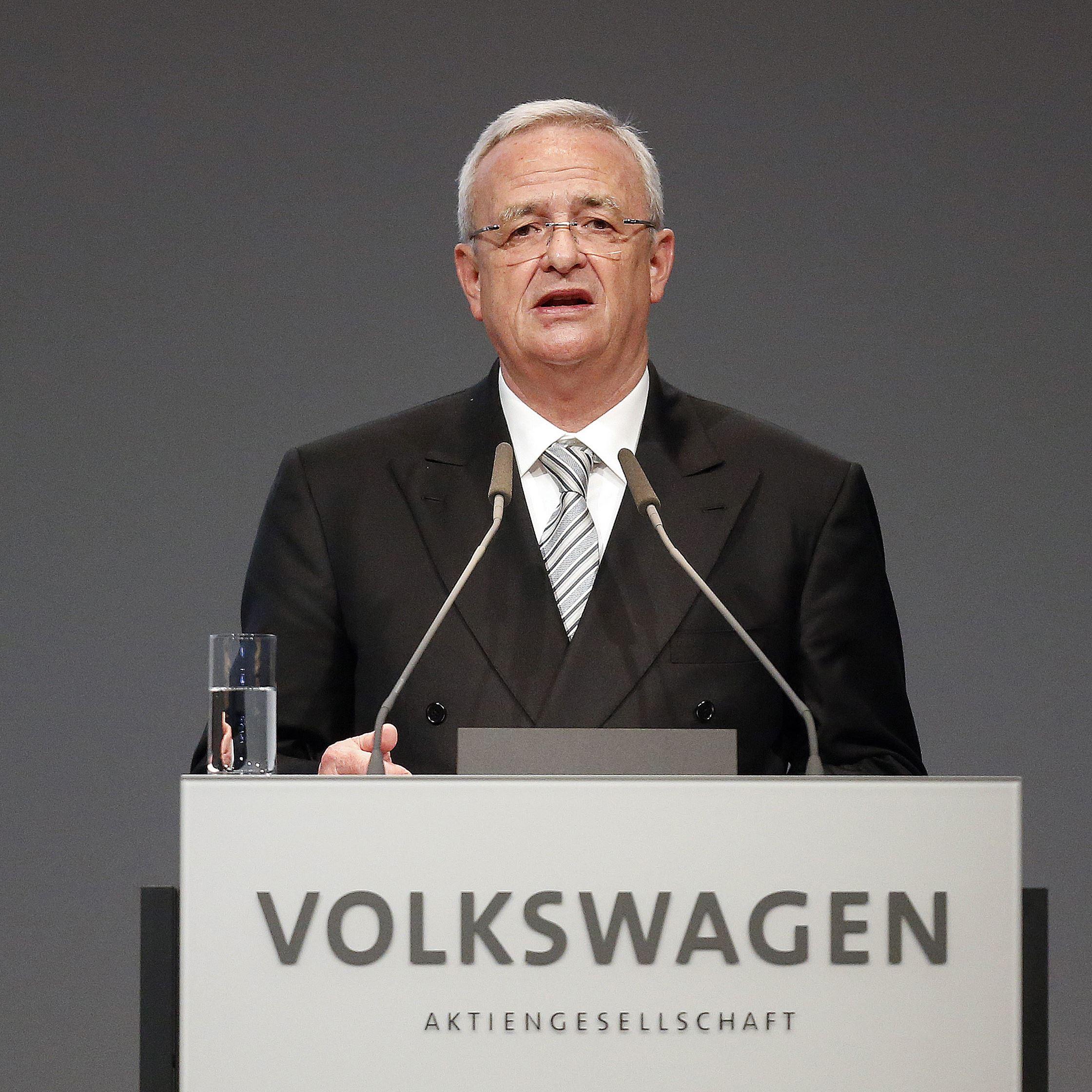 volkswagen ceo quits  scandal pittsburgh post gazette