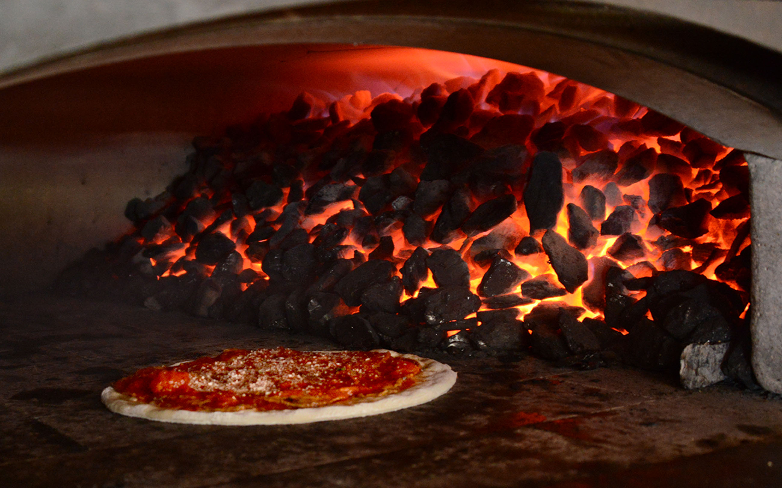 How To Cook A Pizza Pennsylvanias Tiny Anthracite Coal Industry Finds A Specialty