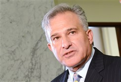 Allegheny County District Attorney Stephen A. Zappala Jr.