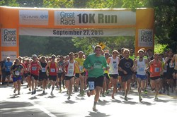 The 40th running of the Richard S. Caliguiri Great Race will take place Sunday.