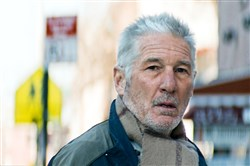 "Richard Gere stars as a homeless man in ""Time Out of Mind."""