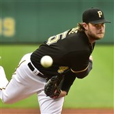 A matchup between Pirates ace Gerrit Cole and Cubs ace Jake Arrieta is nigh.