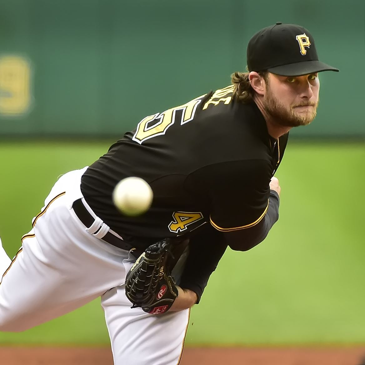 Gerrit Cole Pirates Playoffs Ron Cook: Gerrit Cole'...