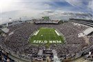 Plans for Penn State's Beaver Stadium are still under wraps.