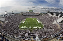 Beaver Stadium gates will open 30 minutes earlier than usual for Saturday's game against Michigan.