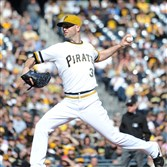 J.A. Happ was again brilliant in another start for the Pirates, but will he be back next season?