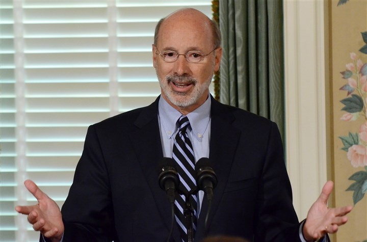 Pennsylvania Budget Gov. Tom Wolf says he will not authorize releasing funds to individual school districts until a full state budget is passed.