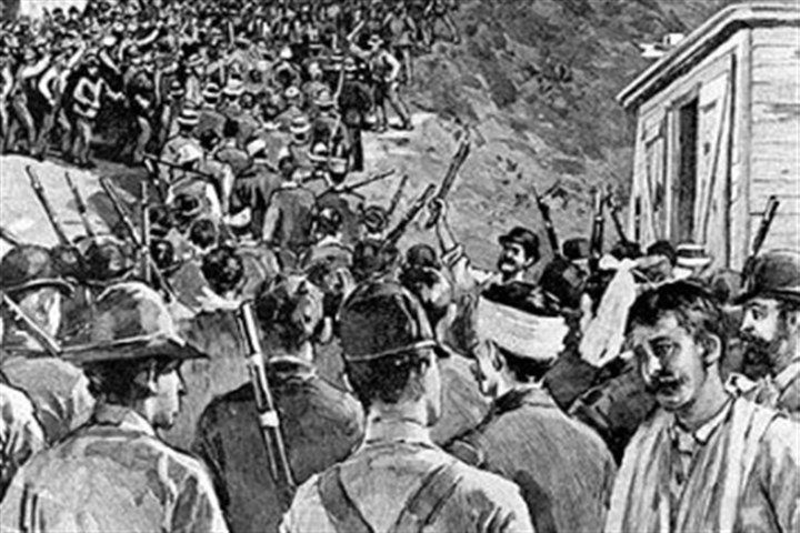 an analysis of the homestead strike The homestead strike of 1892  dramatic historical interpretation by some of the  region's leading actors recreate vivid moments from one of.