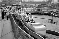 Kennywood in the 1950s.