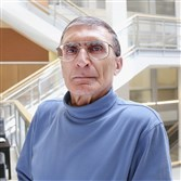 Aziz Sancar is a professor at the University of North Carolina.