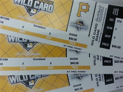 Pirates-Cubs drawing big numbers in secondary market ticket sal…