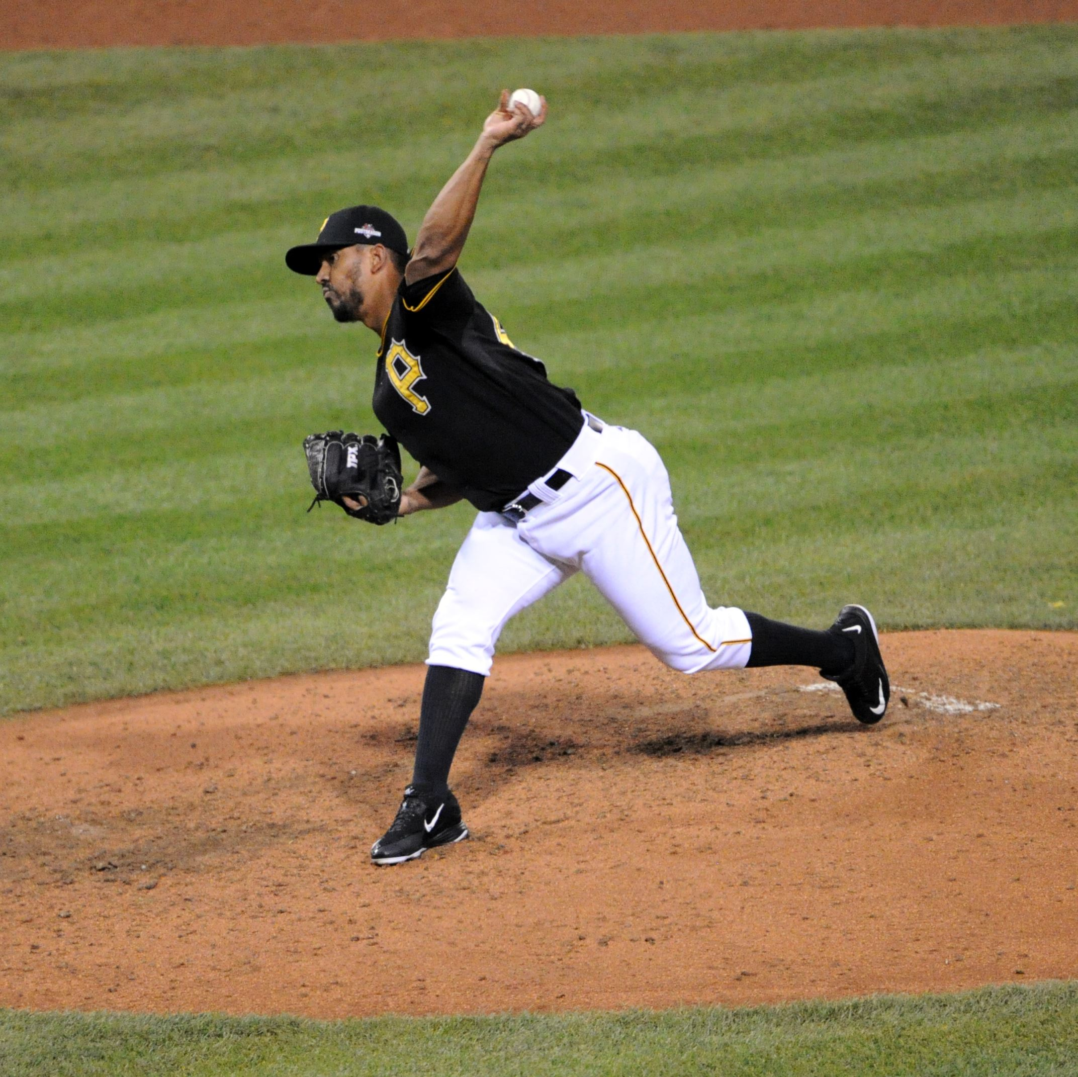 Pirates notebook: Reliever Bastardo's tempo throws off hitters