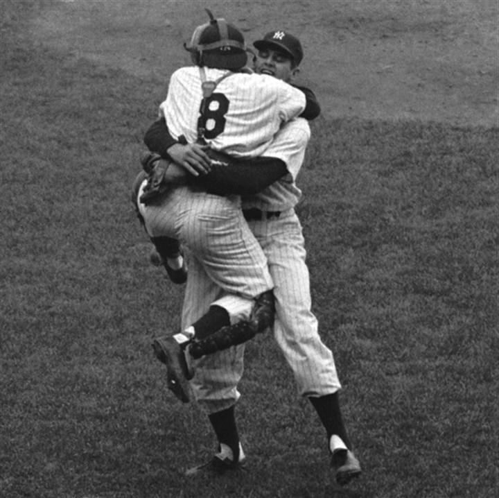 Saturday Diary: Two golden moments starring Yogi Berra ...