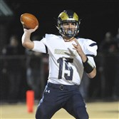 Ringgold's George Martin - no, not that George Martin - wouldn't mind writing his name into some record books.