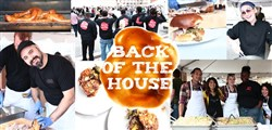 A fundraiser for Back of the House from Youth Places will be held Oct. 25 on the North Side. The program trains at-risk youth for work in the restaurant industry.
