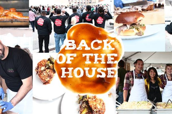 The second annual fundraiser for Back of the House from Youth Places will be from 3 to 6 p.m. Oct. 25 on the North Side.