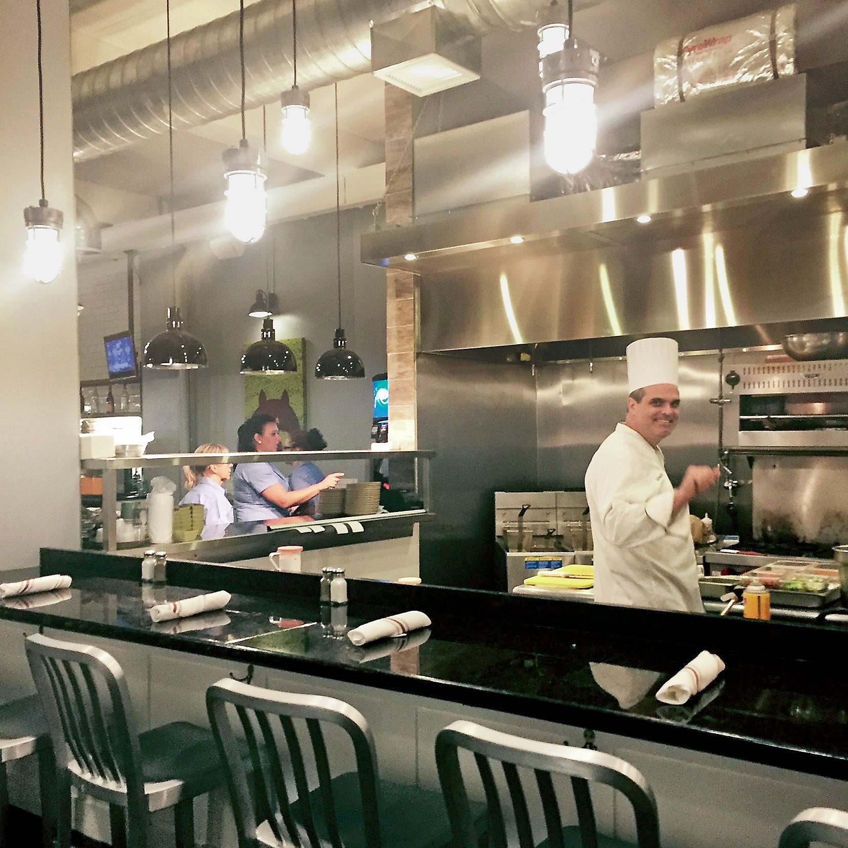 On The Table Review: Bakn In Carnegie Serves A Lot Of A