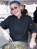 Chef Kate Romane of e2 will be cooking for YouthPlaces event.