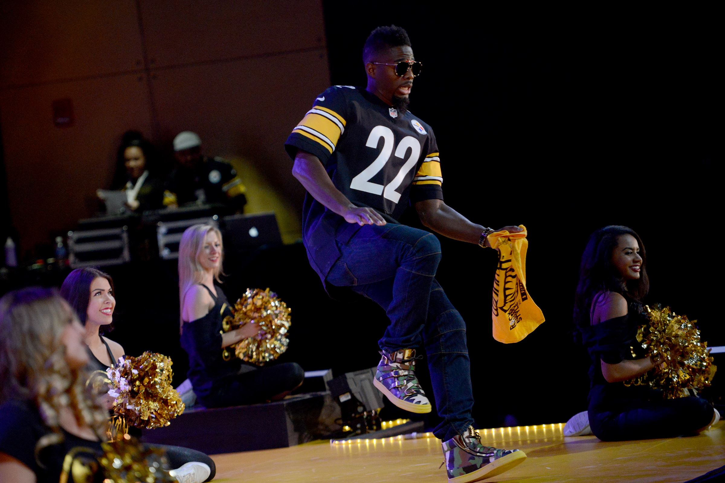 Rock Steelers Style 2015 Held At Stage Ae Pittsburgh Post Gazette
