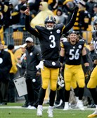 Steelers quarterback Landry Jones was the star of the game last week against the Cardinals.