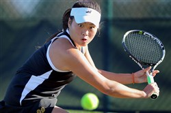 North Allegheny senior Anna Li has played across the country over the summer in preparation for the fall season.