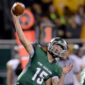 Pine-Richland quarterback Phil Jurkovec will square off against quarterback Cam Tarrant of Penn Hills in what is anticipated as a game for the ages.