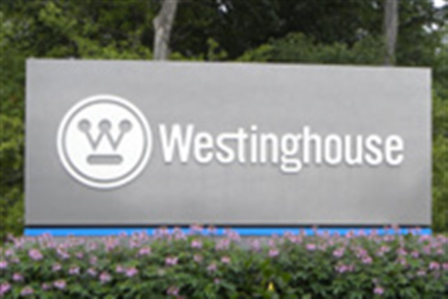 Westinghouse, the Cranberry-based nuclear engineering firm.